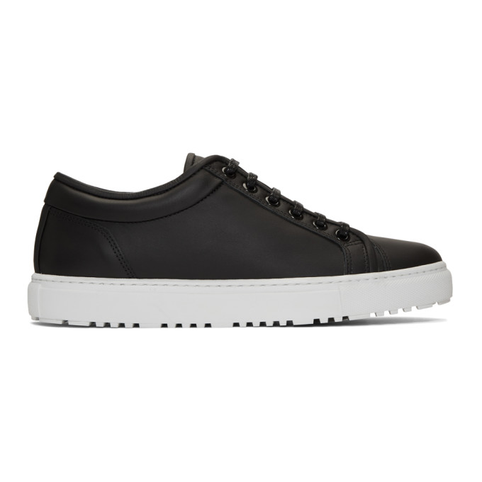 Image of ETQ Amsterdam Black Low 1 Rugged Sneakers