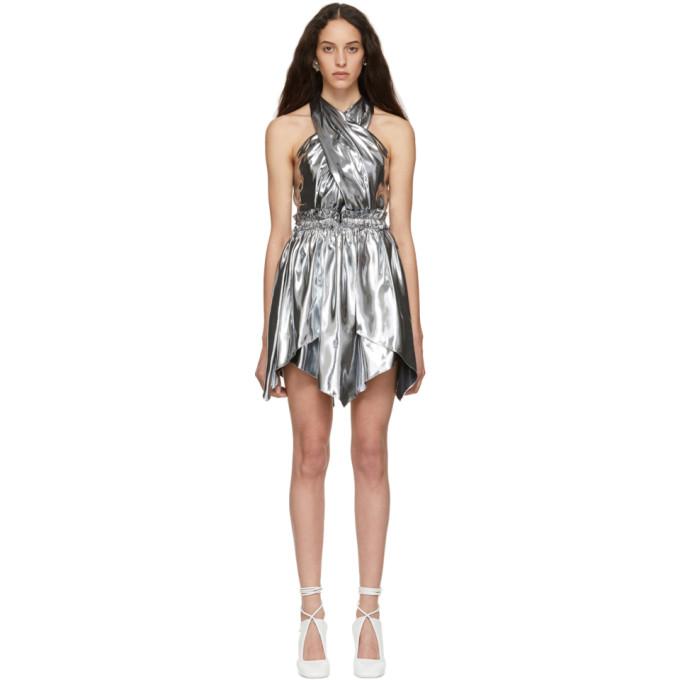 Isabel Marant Silver Kary Dress