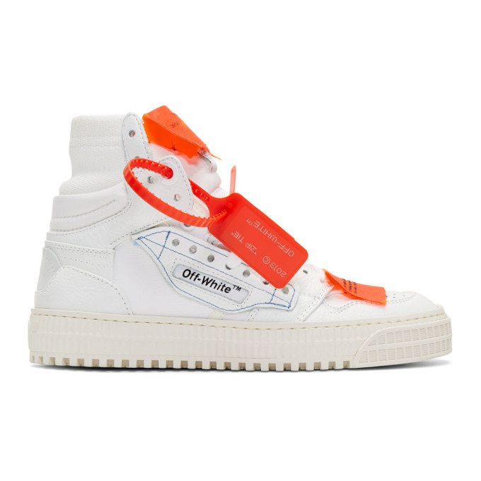 Off-White White 3.0 Off-Court Sneakers