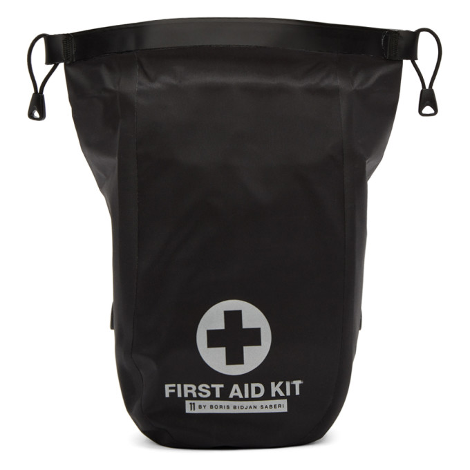 11 by Boris Bidjan Saberi Black First Aid Kit