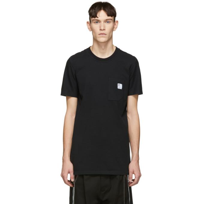 11 by Boris Bidjan Saberi Black Label Pocket T Shirt