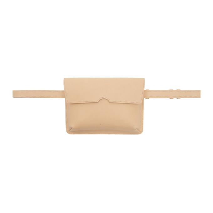 PB 0110 Beige AB 65 Belt Bag