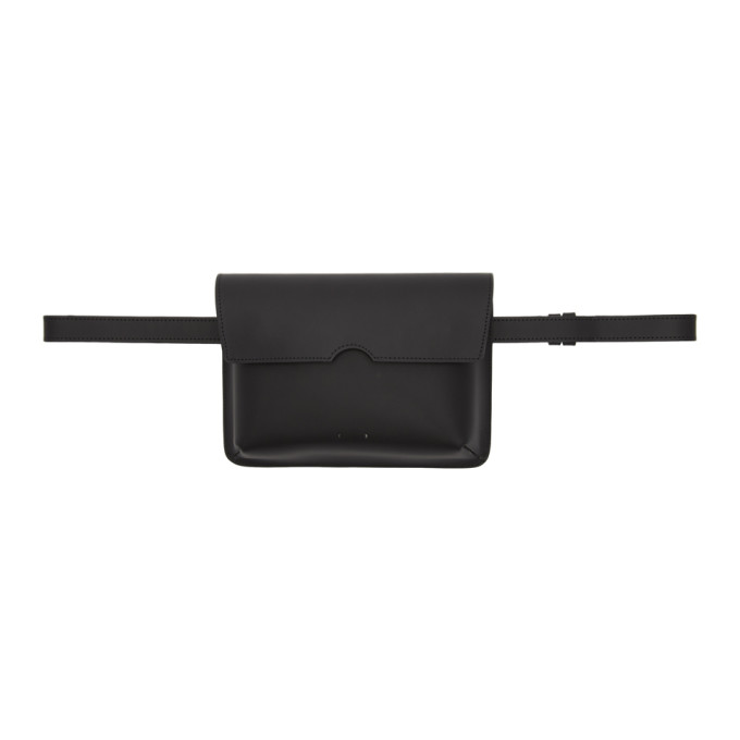 PB 0110 Black AB 65 Belt Bag