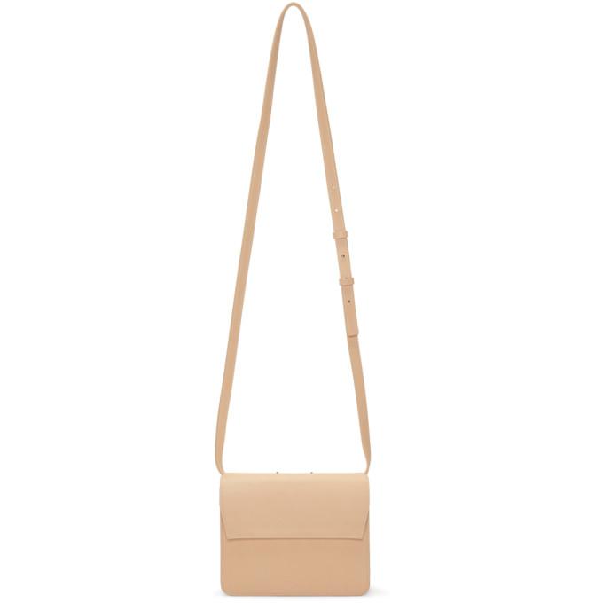 PB 0110 Beige AB 83 Shoulder Bag