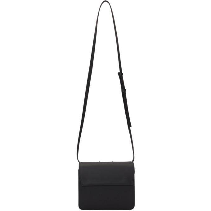 PB 0110 Black AB 83 Shoulder Bag