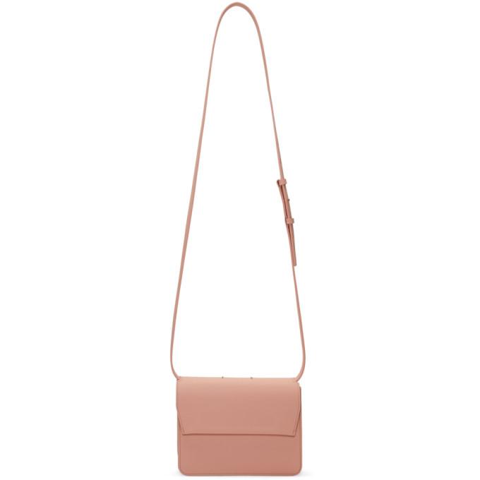 PB 0110 Pink AB 83 Shoulder Bag
