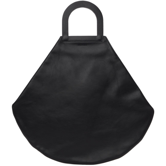 Image of Building Block Black Stencil Tote