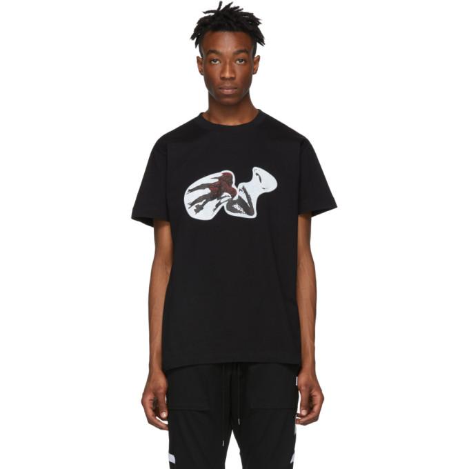 Image of Diet Butcher Slim Skin Black Eat Fruit T-Shirt