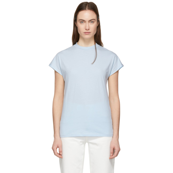 WON HUNDRED Won Hundred Blue Proof T-Shirt in 4005 Dreamb