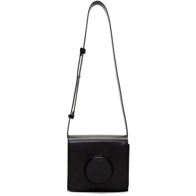 Lemaire Black Camera Bag