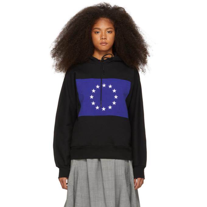 Etudes Studio ETUDES BLACK EUROPA HOODIE