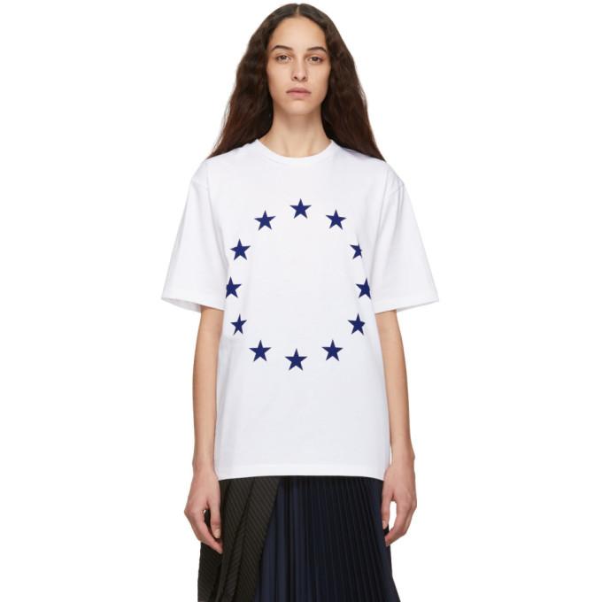 c5ce2b96e3742 BUY Etudes Blue Europa Wonder T-Shirt