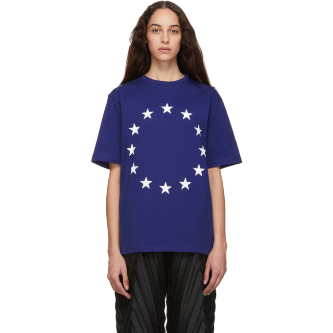244f088eaf BUY Etudes Blue Europa Wonder T-Shirt