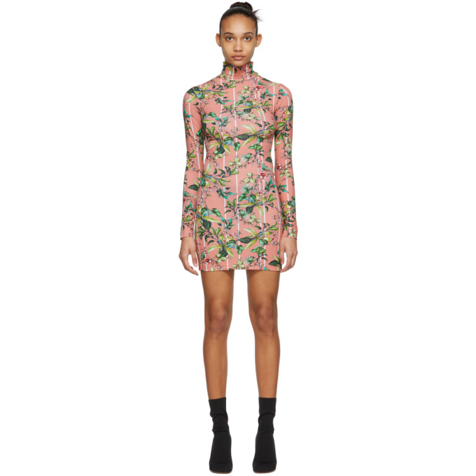 Vetements Dresses VETEMENTS PINK BODY DRESS