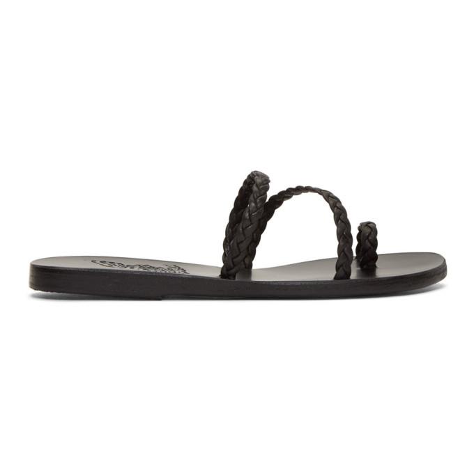 be693344f Ancient Greek Sandals Black Katia Sandals