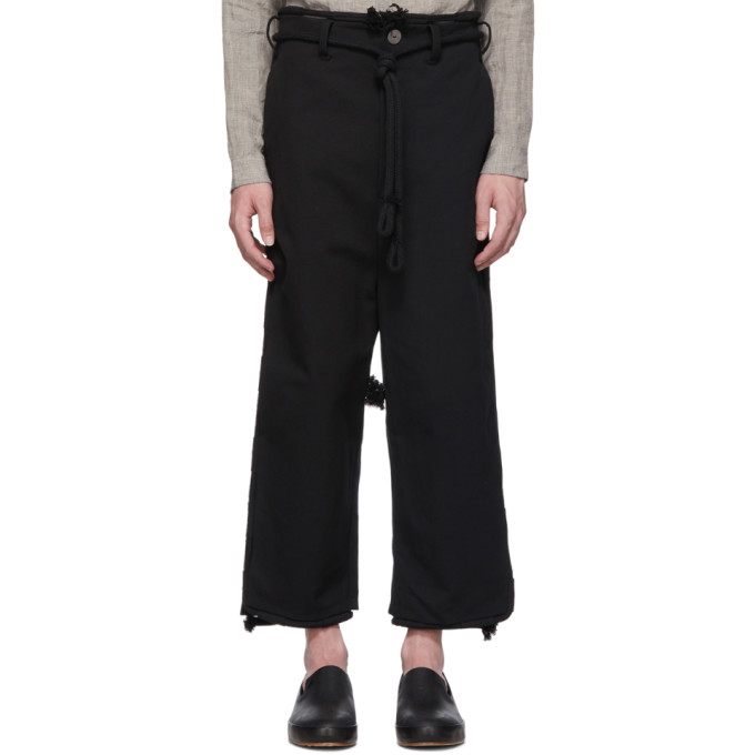 Toogood Pantalon noir The Sculptor