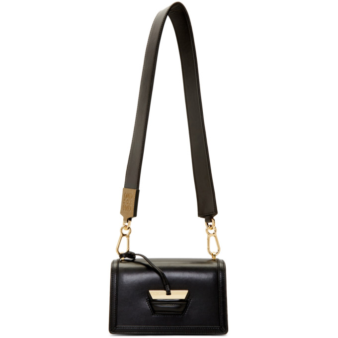 a25b94e154 Loewe Black Small Barcelona Bag