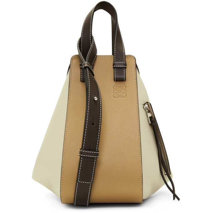 Loewe Brown Small Hammock Bag