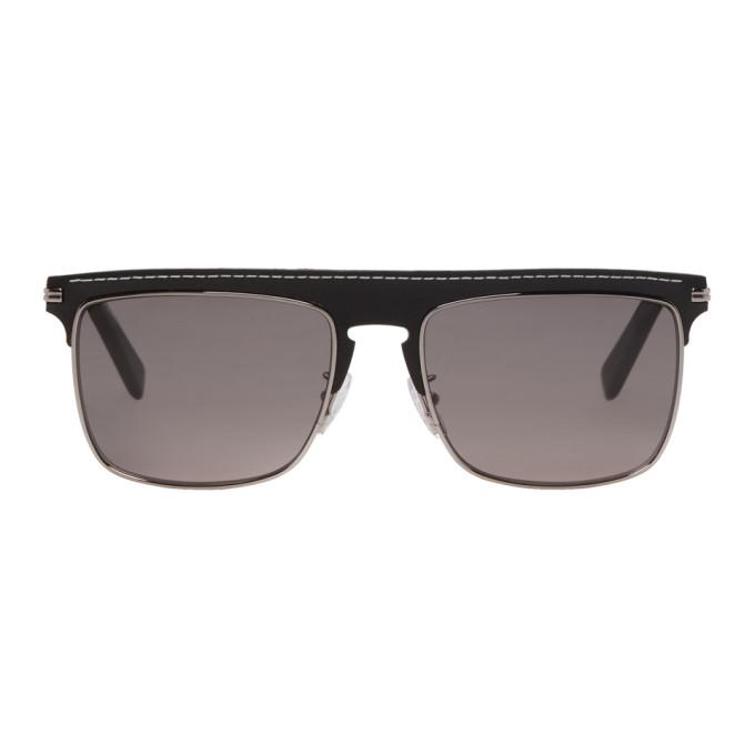 Loewe Black Square Sunglasses