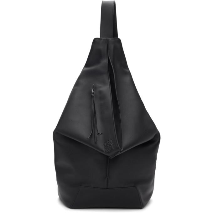 Loewe Black Anton Backpack