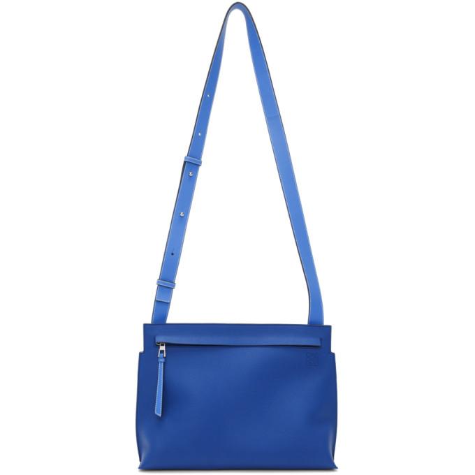 Loewe Blue T Messenger Bag
