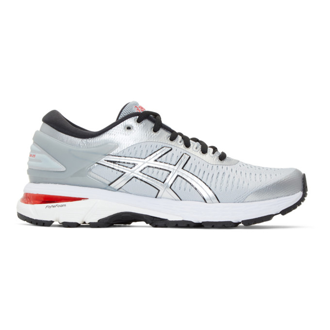 Harmony Baskets grises Gel Kayano 25 edition Asics