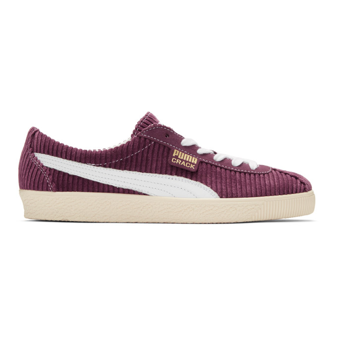 Harmony Baskets bourgogne Crack CC edition Puma