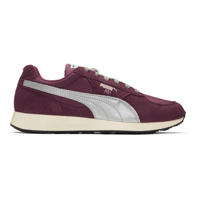 Harmony Baskets bourgogne RS-1 CC edition Puma