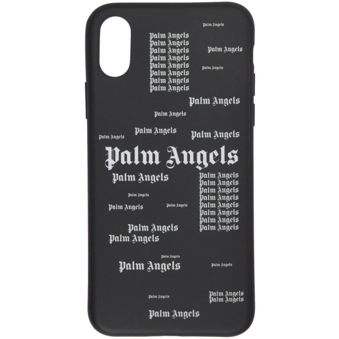 Logo Phone Case in 1001 Blkwht