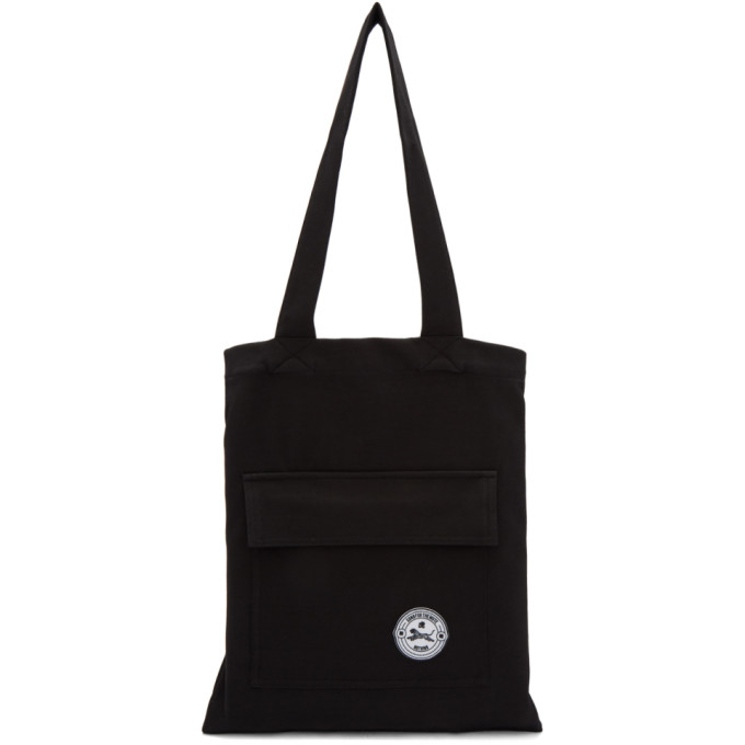 Song For The Mute Black Nothing Edition Balm Tote