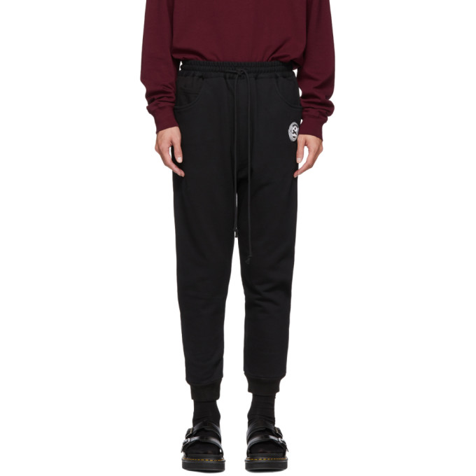 Song For The Mute Black Nothing Edition Balm Lounge Pants