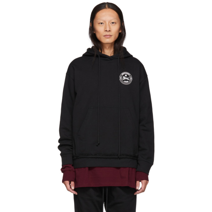 Song For The Mute Black Nothing Edition 'pho' Hoodie