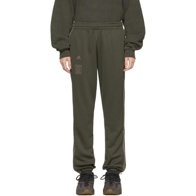 Yeezy Khaki Calabasas Track Pants in Core/Mink