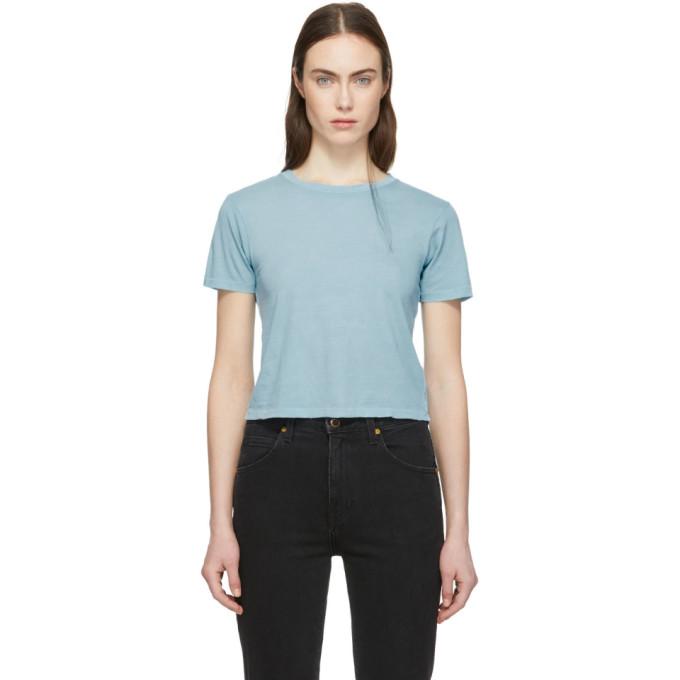 Image of Amo Blue Babe T-Shirt