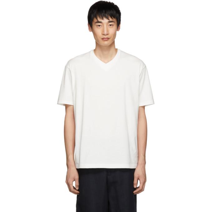 Issey Miyake Men ホワイト ビオ T シャツ