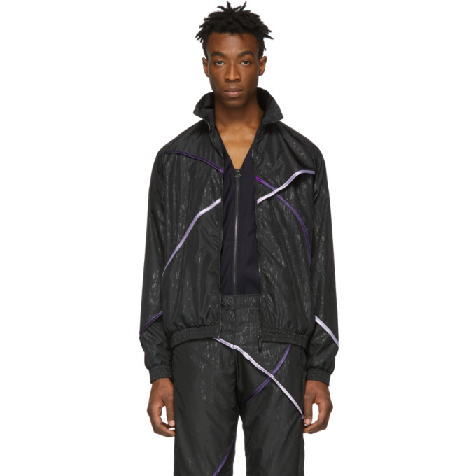Cottweiler Jackets COTTWEILER BLACK SIGNATURE 4.0 TRACK JACKET