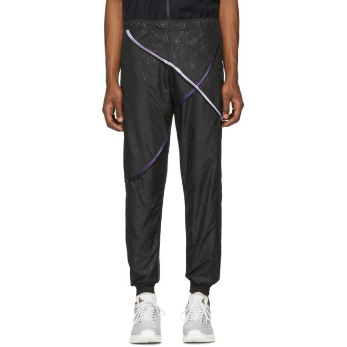 Cottweiler Pantalon de survetement noir Signature 4.0