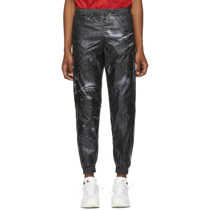 Cottweiler Pantalon de survetement noir Monogram
