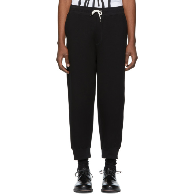 Craig Green Pantalon de survetement noir Laced