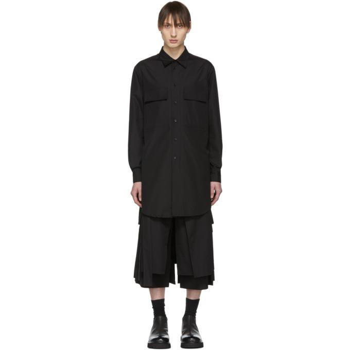 Image of Craig Green Black Long Shirt