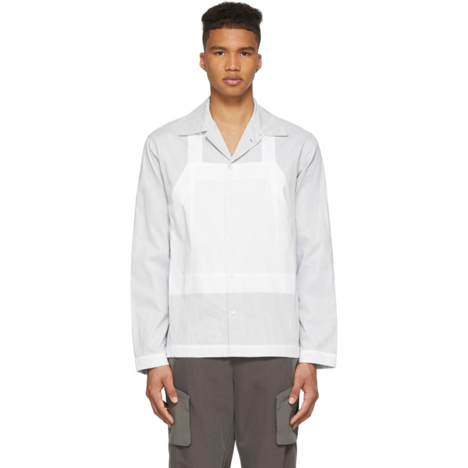 Craig Green Chemise blanche Ghost