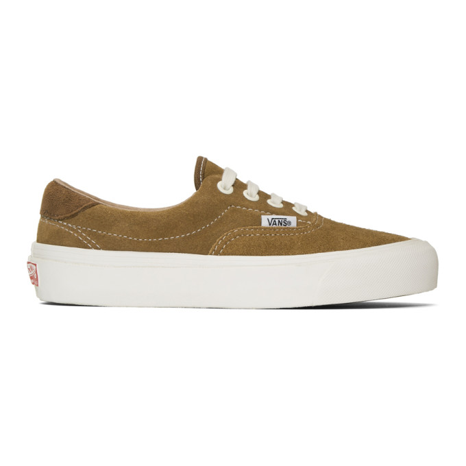 e4d864ca5b7 Vans Brown Suede OG Era 59 LX Sneakers
