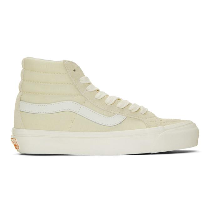 Vans Off-White OG Sk8-Hi LX Sneakers