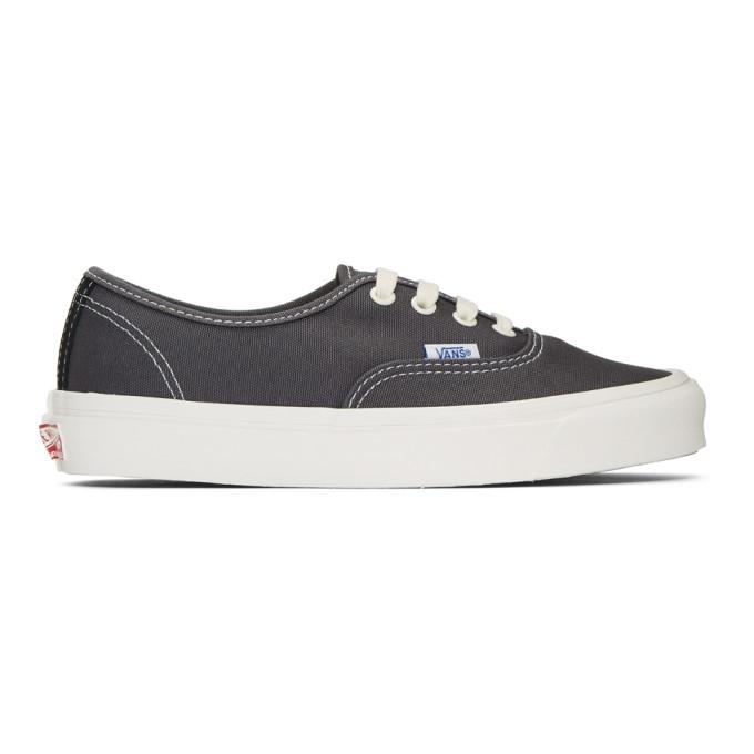 Vans Grey OG Authentic LX Sneakers