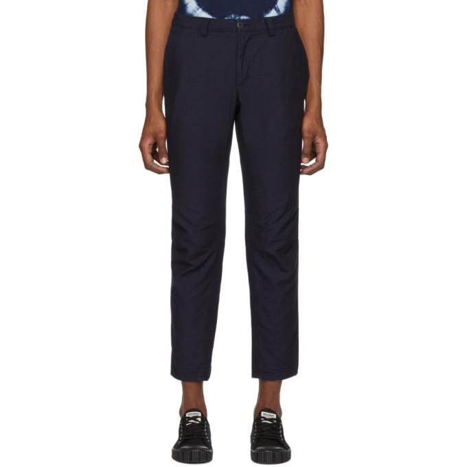Blue Blue Japan Pantalon indigo Farmer