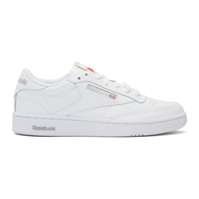 Reebok Classics White Club C 85 Sneakers