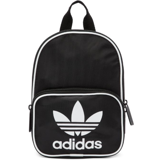 adidas Originals Black Mini Santiago Backpack