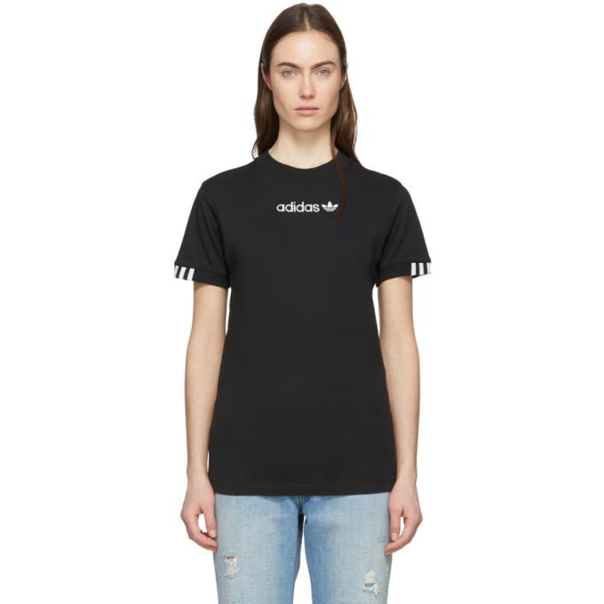 fbe27ec067 adidas Originals Black Coeeze T Shirt