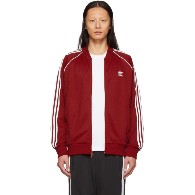 c8a618d9b13fa1 ADIDAS ORIGINALS. Adidas Men s Originals Adicolor Superstar Track Jacket in  ...