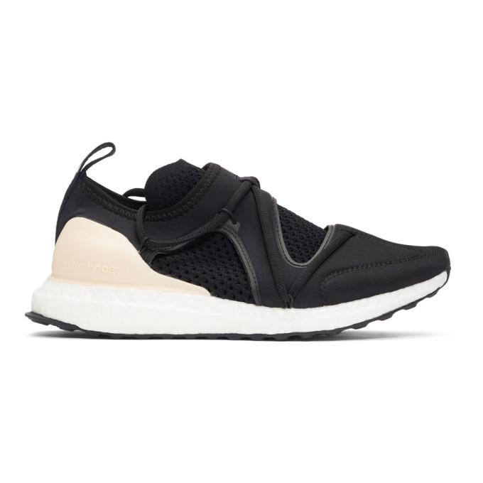 adidas by Stella McCartney Black UltraBoost T.S. Sneakers